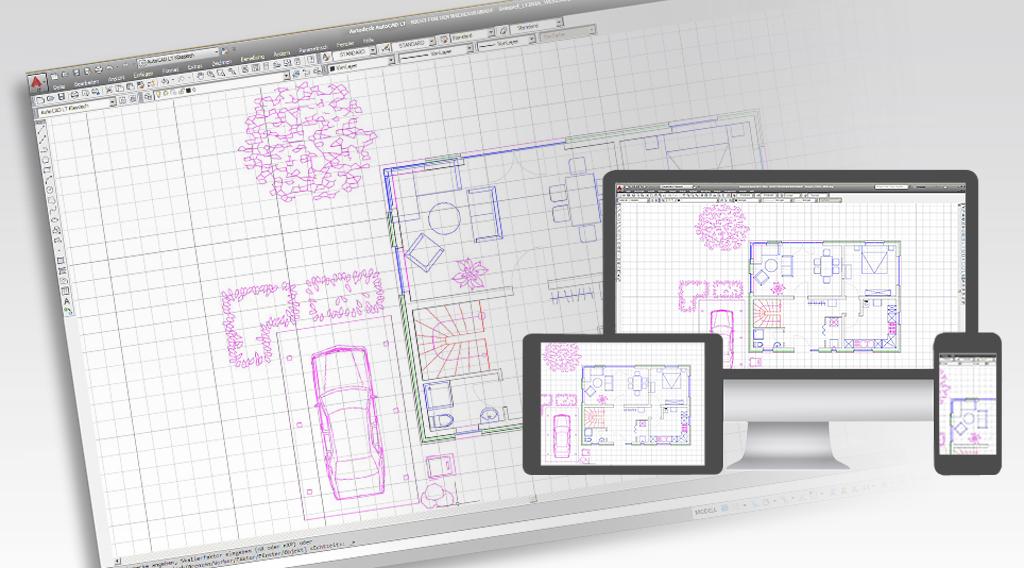 Mobil arbeiten und von fast überall auf Ihre Dateien zugreifen!
